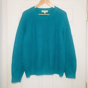 MICHAEL KORS 90's style Chunky knit sweater
